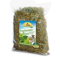 Сено для грызунов - JR FARM Meadow с мятой, 500 г