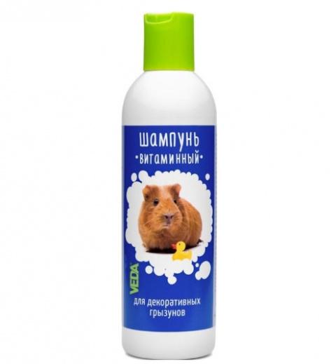 "Šampūns jūrascūciņām - VEDA ""Hrjuša"", 220 ml"
