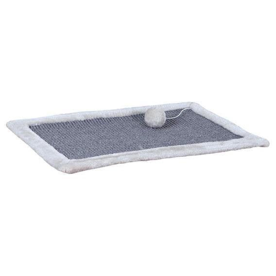 Когтеточка - Trixie Scratching Mat 55*35 см, светло серый