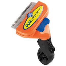 Расческа-фурминатор для собак - FURminator deShedding tool, для короткой шерсти, M