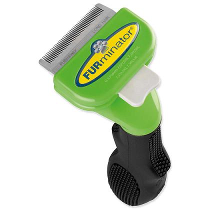 Расческа для собак - FURminator deShedding tool, hair long, S