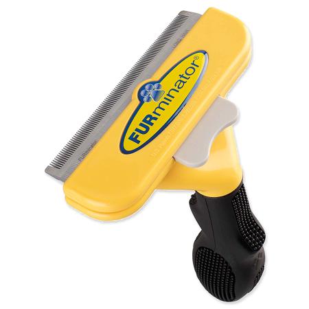 Расческа-фурминатор для собак - FURminator deShedding tool, для длинной шерсти, L
