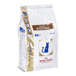 Ветеринарный корм для кошек -  Royal Canin Veterinary Diet Feline Gastro Intestinal, 4 кг