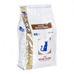 Ветеринарный корм для кошек -  Royal Canin Veterinary Diet Feline Gastro Intestinal, 4 кг