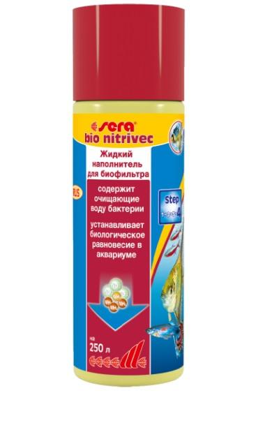 Средство для ухода за водой - Sera Nitrivec 100 мл title=