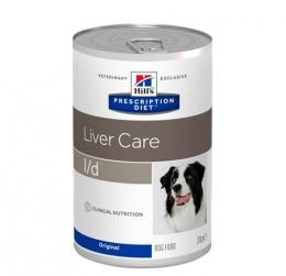 Veterinārie konservi suņiem - Hills Canine L/D,  370 g
