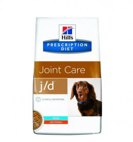 Veterinārā barība suņiem - Hill's J/D Mini, 2 kg
