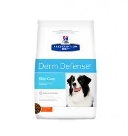 Veterinārā barība suņiem - Hill's Canine Derm Defense, 2 kg
