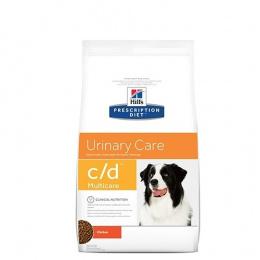 Ветеринарный корм для собак - Hill's Canine c/d, 2 кг