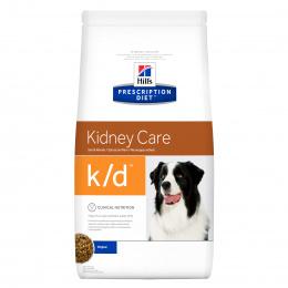 Veterinārā barība suņiem - Hill's Canine k/d, 5 kg