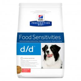 Veterinārā barība suņiem - Hill's Canine d/d Salmon&Rice, 5 kg