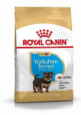 Barība kucēniem - Royal Canin SN Yorkshire Terrier Puppy, 0,5 kg