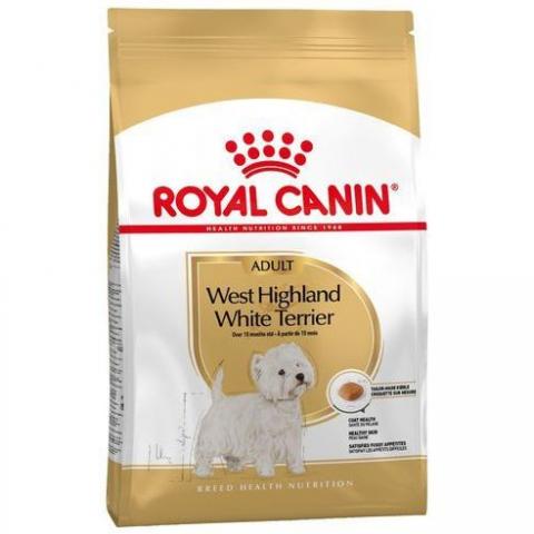 Barība suņiem - Royal Canin SN West Highland White Terrier, 1.5 kg
