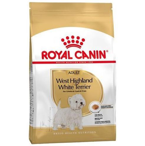 Корм для собак - Royal Canin SN West Highland White Terrier, 1.5 кг
