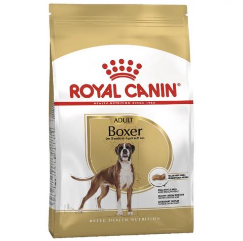 Barība suņiem - Royal Canin SN Boxer, 12 kg