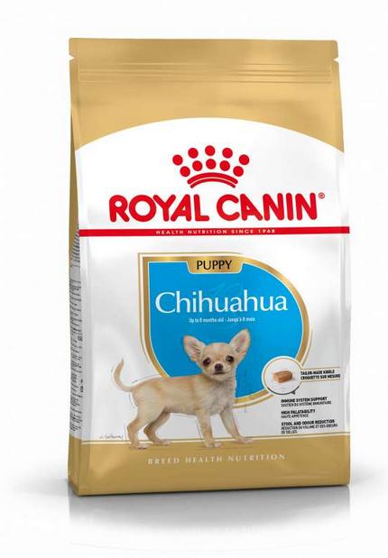 Barība kucēniem - Royal Canin SN Cihuahua Puppy, 0,5 kg title=