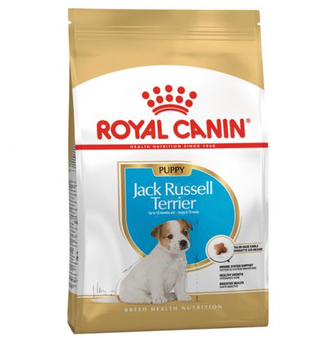 Корм для щенков - Royal Canin SN Jack Russell Terrier Junior, 0.5 кг