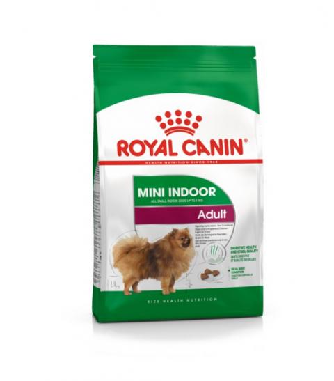 Barība suņiem - Royal Canin Indoor Life Adult Small dog 1.5 kg