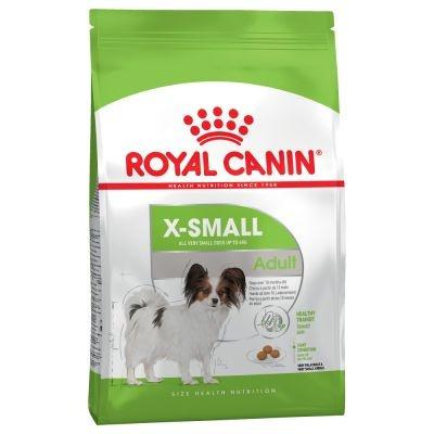 Barība suņiem - Royal Canin X-Small Adult, 0,5 kg title=