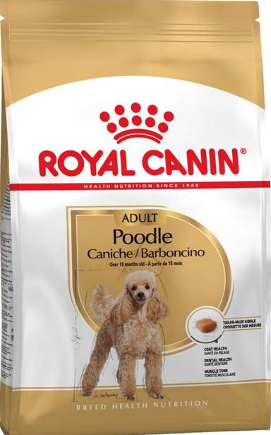 Barība suņiem - Royal Canin SN Poodle 0.5kg