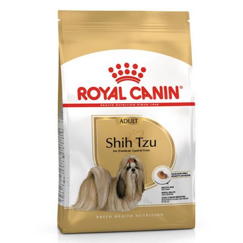 Корм для собак - Royal Canin SN Shih Tzu, 0,5 кг title=