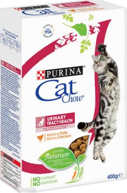 Корм для кошек - Cat Chow Urinary Tract Health, 400 г