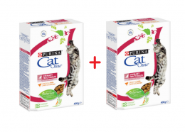 Barība kaķiem - Cat Chow Urinary Tract Health, 400 + 400 gr