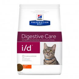 Ветеринарный корм для кошек - Hill's Feline i/d, 1.5 кг