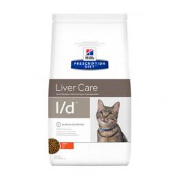 Ветеринарный корм для кошек - Hill's Feline l/d, 1.5 кг