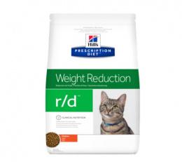 Veterinārā barība kaķiem - Hill's Feline r/d, 1.5 kg