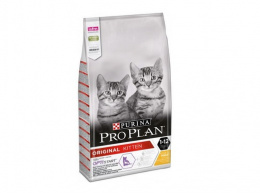 Barība kaķēniem - Pro Plan ORIGINAL Cat Chicken START, 0.4 kg