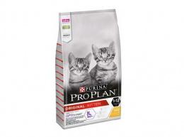 Barība kaķēniem - Pro Plan ORIGINAL Cat Chicken START, 0.4 kg