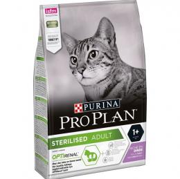 Barība kaķiem - Pro Plan STERILISED Cat Turkey RENAL, 1.5 kg