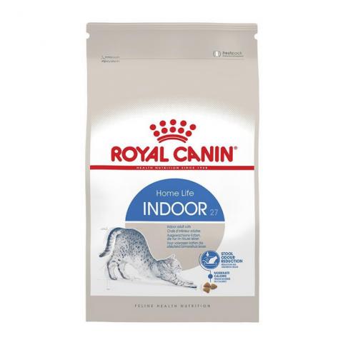 Barība kaķiem - Royal Canin Feline Indoor, 0,4 kg title=