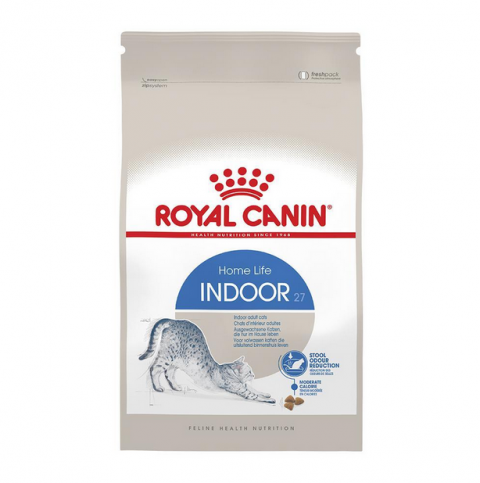 Корм для кошек - Royal Canin Feline Indoor, 4 кг title=