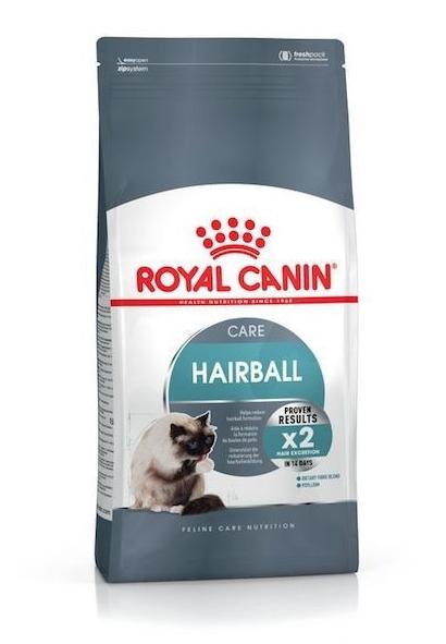 Barība kaķiem - Royal Canin Feline Hairball Care, 4 kg title=