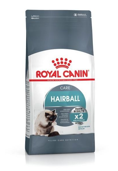 Корм для кошек - Royal Canin Feline Hairball Care, 4 кг title=