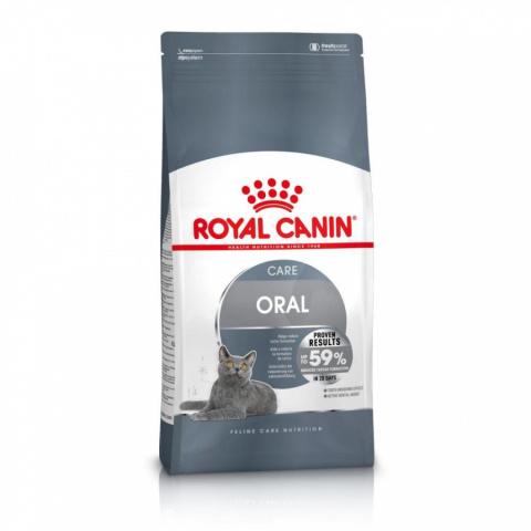 Barība kaķiem - Royal Canin Feline Oral Care, 0,4 kg title=