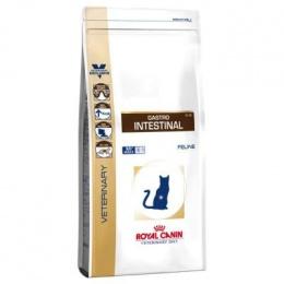 Veterinārā barība kaķiem - Royal Canin Veterinary Diet Feline Gastro Intestinal, 2 kg
