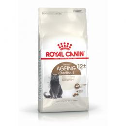 Barība kaķiem - Royal Canin Feline Sterilised +12, 0.4 kg