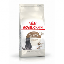 Корм для кошек - Royal Canin Feline Sterilised +12, 0,4 кг