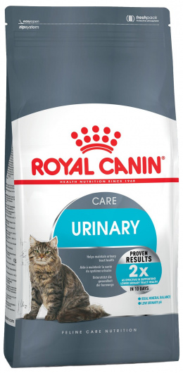 Bar­ība kaķiem - Royal Canin Feline Urinary Care, 0,4 kg