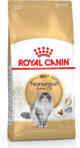 Barība kaķiem - Royal Canin Feline Norwegian Forest Cat, 2 kg