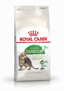 Bar­ība kaķiem - Royal Canin Feline Outdoor +7, 2 kg