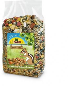 Корм для белок/бурундуков - JR FARM Squirrels' feast 600 g