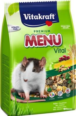 Корм для крыс - Menu for Rats 400g