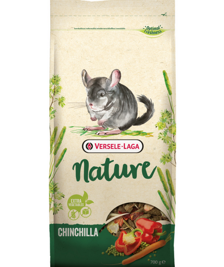 Корм для шиншилл - Prestige Chinchilla Nature  2.5kg