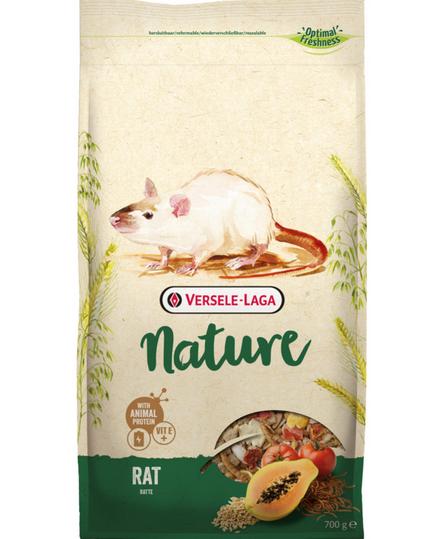 Barība žurkām - Prestige Rat Nature 750g title=