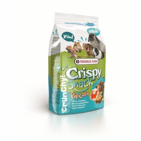 Barība grauzējiem - Crispy Snack Popcorn 10kg
