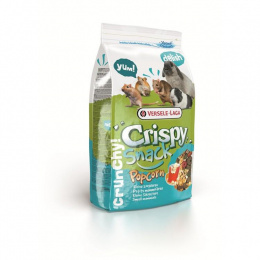 Корм для грызунов - Crispy Snack Popcorn 10kg